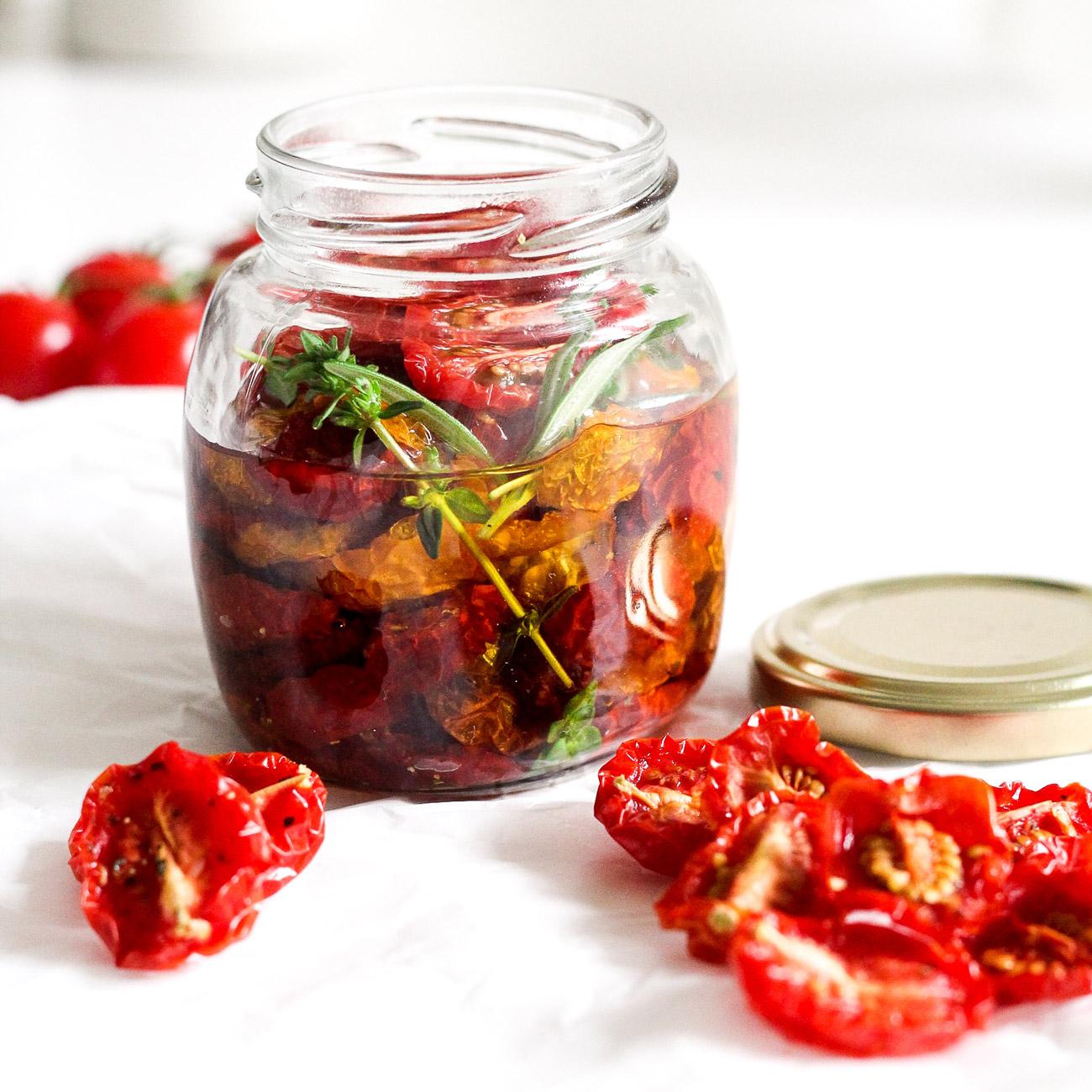 Getrocknete Tomaten selber machen