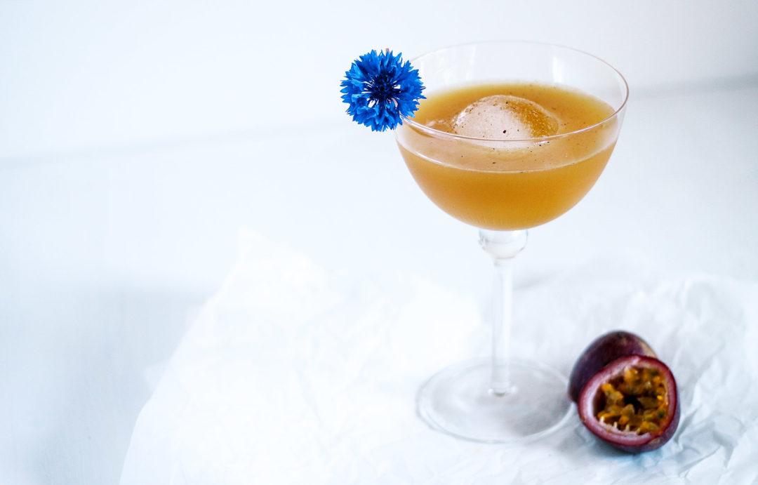 Spicy Passion mit Rum, Whisky und Passionsfrucht